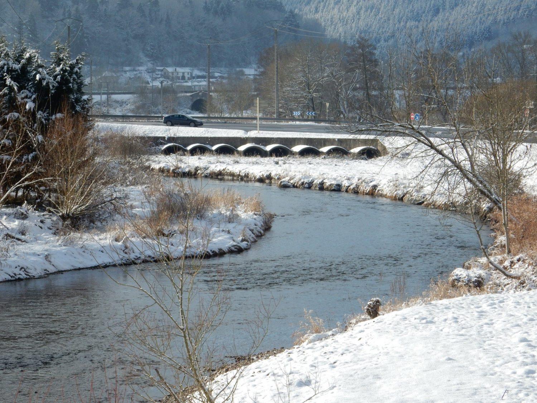 Etude hydraulique de la Vologne - Vosges